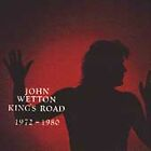 King's Road, 1972-1980 by John Wetton (CD, Feb-1990, Editions E.G. Records)