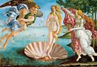 1000 piece jigsaw puzzle The Birth of Venus micro piece 26x38cm