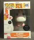 Funko Pop Movies Exclusive Despicable Me 3 Flocked Fluffy #420