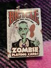 Bicycle Brand Playing Cards Zombie Themed