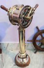 Vintage Maritime Collectible Decorative Brass Ships Engine Order Telegraph Item
