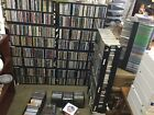 HUGE Lot 900+ Music CDs, 80's 90's 2000's Techno, Metal, Pop, Dance, Rock, Promo