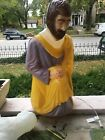 40 Joseph Nativity Blow Mold Outdoor Yard Decor Christmas General Foam