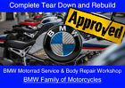 BMW Motorrad R Series Models FULL Service & Repair Workshop Factory Manual DVD