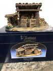 NEW Roman FONTANINI ITALY 5 ANIMAL CORRAL STALLS NATIVITY VILLAGE Stable