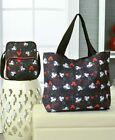 MICKEY or MINNIE MOUSE DISNEY CROSSBODY BAGS or OVERNIGHT TOTE PURSES Travel