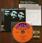 THE ISLEY BROTHERS BROTHER BROTHER Japanese CD mini sleeve w/ inserts Sony Japan