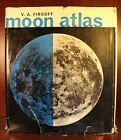 Firsoff Moon Atlas 1961 Astronomy Space Star Illustrated Maps Galaxy Stars