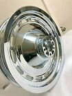 HARLEY SPORTSTER 1200  XL1200C REAR WHEEL WITH  SOLID SLOTS 2000-2004