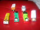 Lot of Thomas the Train Trackmaster Trains & Cars! Peter Sam! Diesel 10! Talking