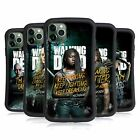 THE WALKING DEAD SEASON 9 QUOTES HYBRID CASE FOR APPLE iPHONES PHONES