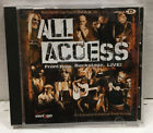 All Access Front Row Backstage Live Various CD