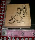Cute mouse eavesdropping anticipations 50 woodenrubberstamp