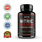 Nitric Oxide 4000mg L-Arginine Pre Workout+Testosterone Booster Male Enhancment