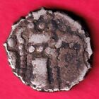 ANCIENT INDIA INDO SASSANIAN RARE SILVER COIN DH43