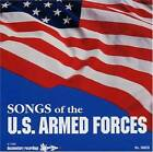 Songs Of The U.S. Armed Forces - Audio CD - VERY GOOD