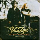 Get Right with the Man by Van Zant (SEALED CD, 2005, Sony)