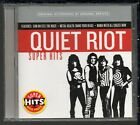 Super Hits by Quiet Riot (CD, May-1999) Very Good