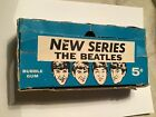 1964 Original & Authentic Topps Beatles empty box good condition detached lid