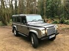 LARGER PHOTOS: 2007 Land Rover 110 XS Stornaway Grey Defender
