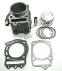 72mm Cylinder Piston Kit CN250 CF250 Water Cooled 250cc ATV Go Kart Scooter