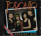 Toronto - Greatest Hits - 1988 CD - 1st Canadian Pressing Not Remastered MINT