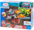 Thomas Friends TrackMaster Dragon Escape Set Motorized Train Toy Track Set Gift