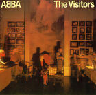 ABBA, THE VISITORS, BLUE POLAR CD, FIRST PRESS, GERMANY, 1984