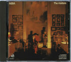 ABBA, THE VISITORS, DISCOMATE, CD, CDP-101, JAPAN, 1983
