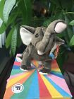 Ty Beanie Babies Trumpet The Elephant 2000