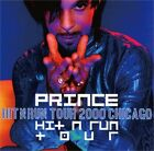 Prince Hit n Run Tour 2000 in Chicago Complete PRINCE 2CD