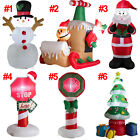Shopping Mall Led Christmas Decorations Ornament Garden Inflatable Model