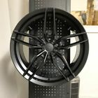 17 VOSS SATIN BLACK RIMS WHEELS FITS LEXUS GS GS300 GS350 GS430