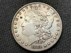 1884 P Morgan Dollar XF AU  3 OR MORE  FREE S H  90 SILVER A774