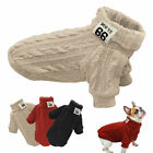 Winter Dog Clothes Puppy Pet Cat Sweater Jacket Coat For Small Dogs Chihuahua