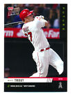 Mike Trout Signs Exclusive Autograph Deal with Topps 12