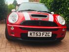 LARGER PHOTOS: 2003 53 MINI COOPER S 86000 MILES FULL HISTORY AND LONG MOT AND LOTS SPENT
