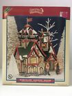Lemax Village Collectibles Elf Dormitory 2000 Santa's Wonderland Lighted House