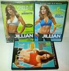Jillian Michaels 6 Week Six Pack 30 Day Shred Shred It With Weights