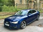 LARGER PHOTOS: AUDI A5 2015 S LINE 2.0 TDI DSG 5 DOOR BLACK EDITION QUATTRO (AUDI SPORT BLUE)