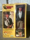 Vintage INDIANA JONES Kenner 12 Inch Figure ROTLA Pre Owned No Whip