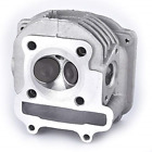 Cylinder Head with Valve for GY6 150cc Chinese Scooter Moped Parts 157QMJ For