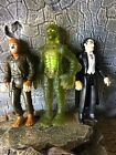 Universal Monster Creature From The Black Lagoon Wolfman Dracula Burger King 97