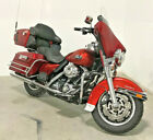 2008 Harley-Davidson Touring  2008 Harley Davidson Electra Glide Ultra Classic SunGlow Red Pearl