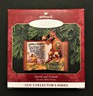 Hallmark Christmas Ornament - FAVORITE BIBLE STORIES -