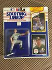 STARTING LINEUP FIGURE 1990 NEW SEALED MARK MCGWIRE OAKLAND A'S MLB