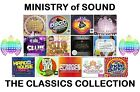 Ministry of Sound the Classics complete collection 35 CDS 665 TRACKS