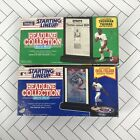 Lot Of 2 Starting Lineup Headline Collection 1992 Thurman Thomas & Cecil Fielder