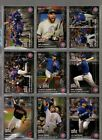 2016 Topps Now Chicago Cubs World Series Champions 10 Card Set 656A-665