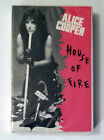 ALICE COOPER House Of Fire/Ballad Of Dwight Fry (Live '87) cassette NEW